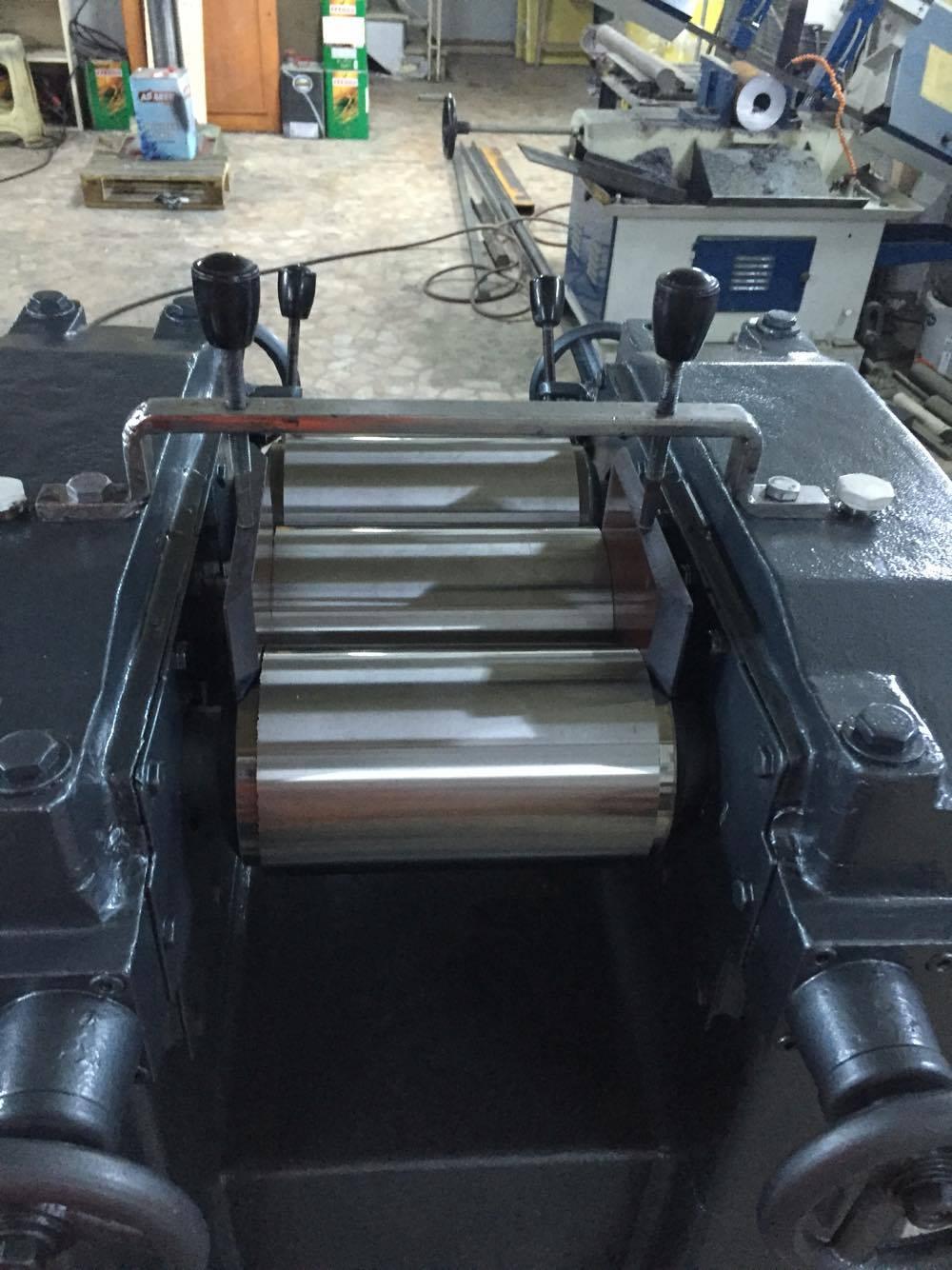 Three Roll Mills Thicol Boya Makina Sanayi